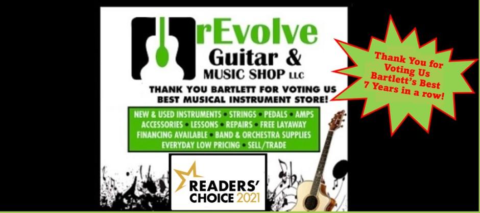 rEvolve Guitar & Music Shop LLC - Home